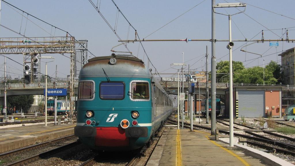 ALe841 treno 2 Faenza