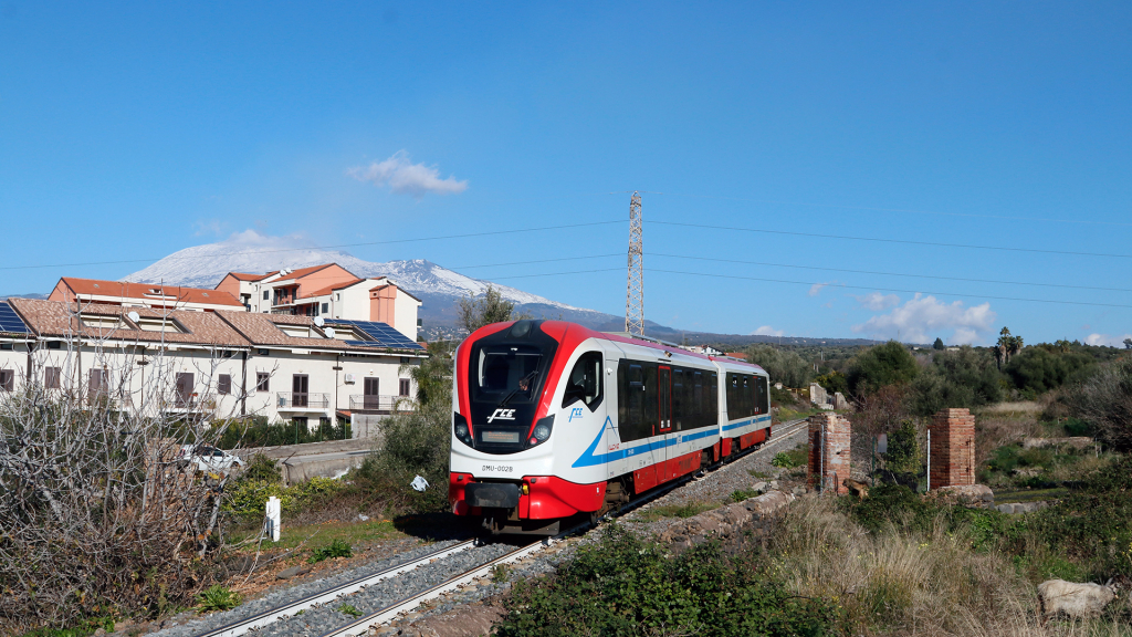 Vulcano DMU 002 Paternò