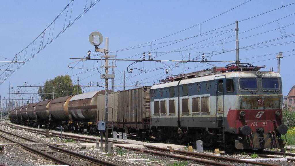 E655 262 Priolo Melilli