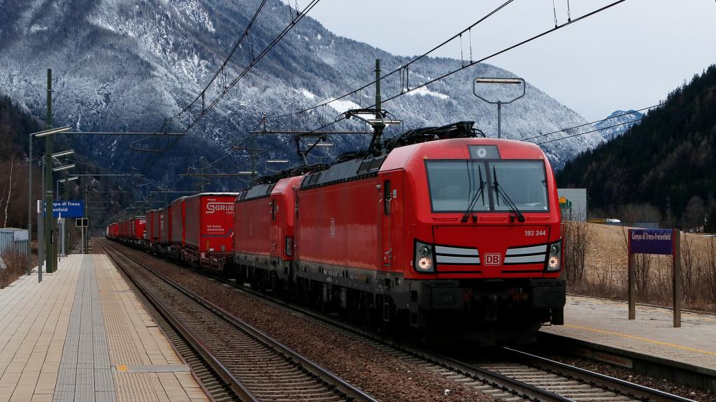DB 193 344 Campo Di Trens