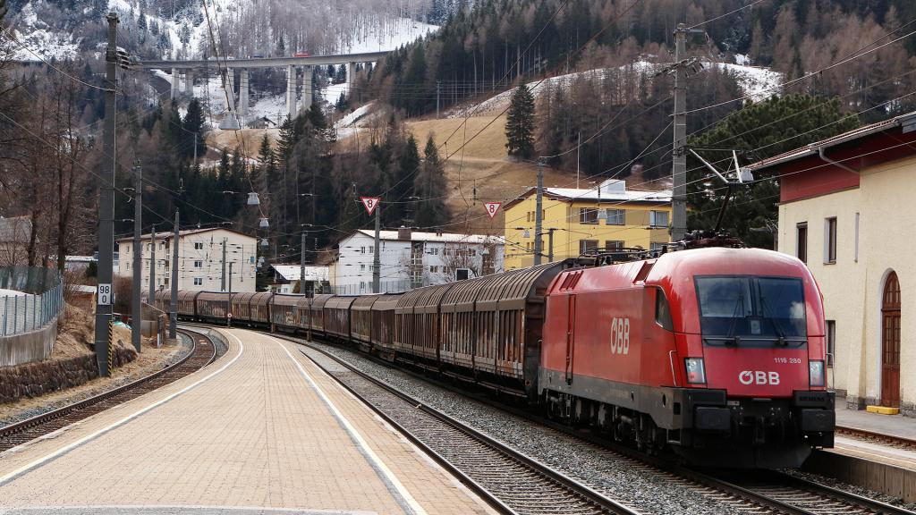 OBB 1116 280 Steinach am Brenner