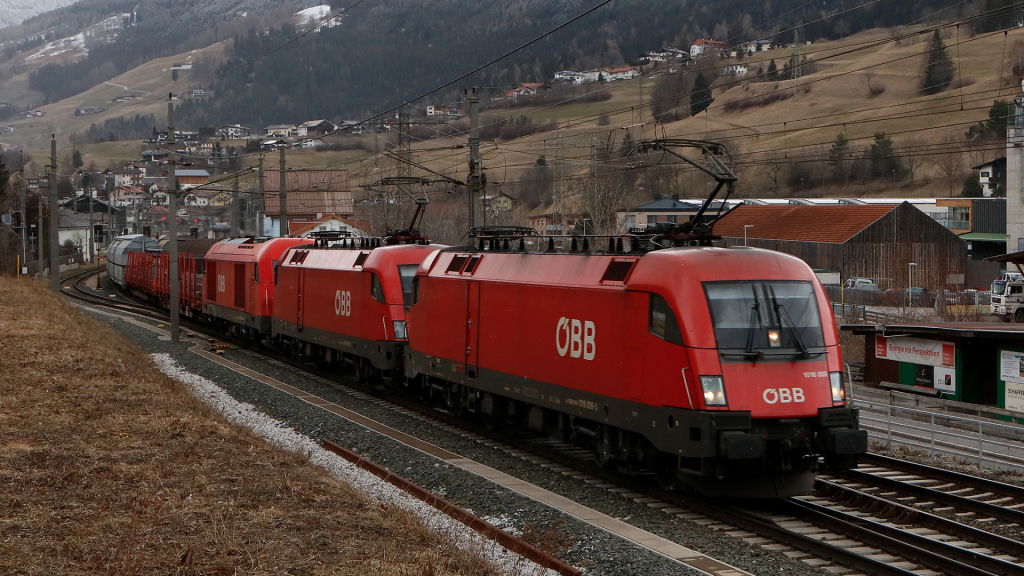 OBB 1016 009 Matrei am Brenner