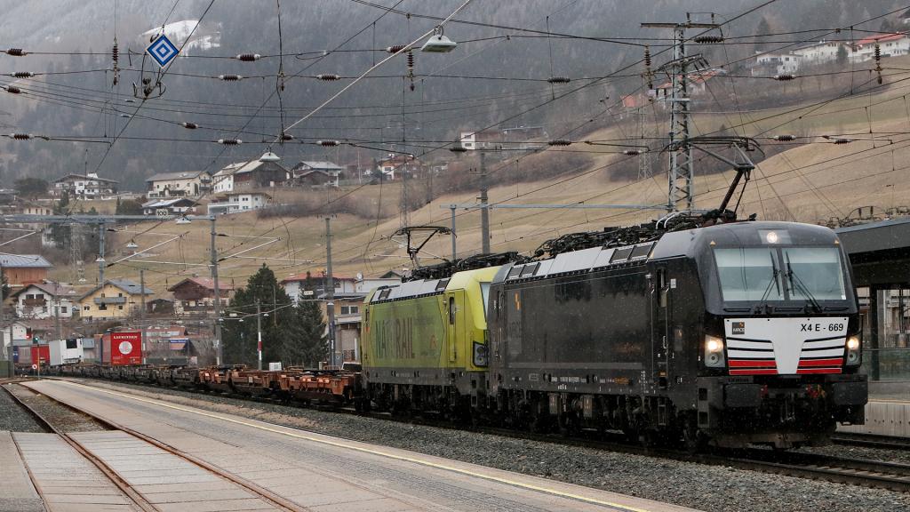 E193 669 Matrei am Brenner