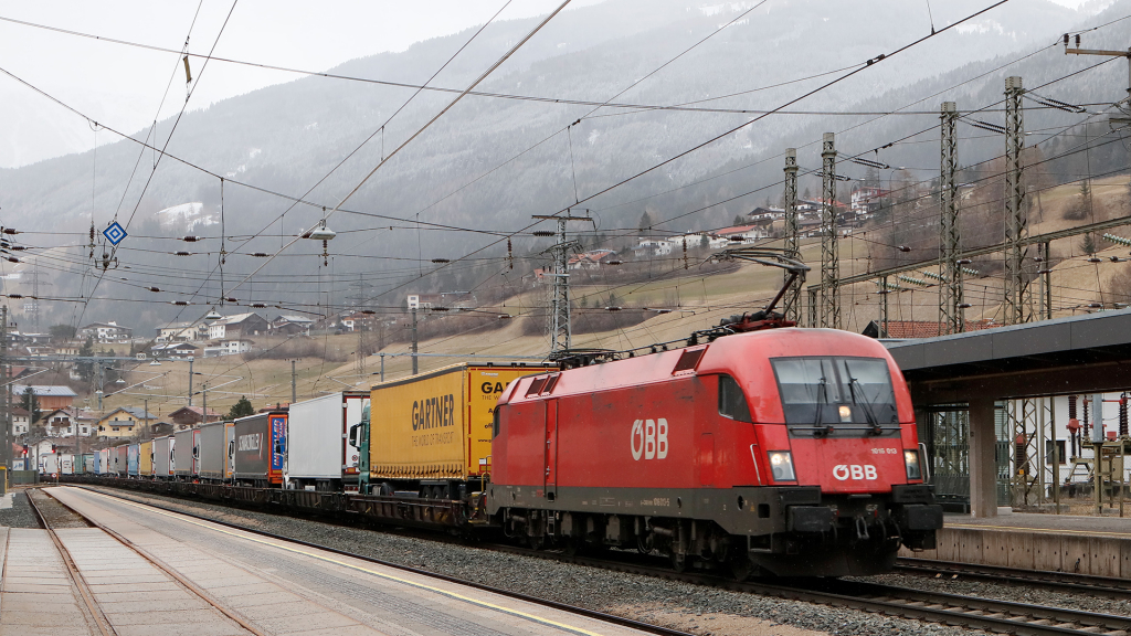 OBB 1016 013 Matrei am Brenner