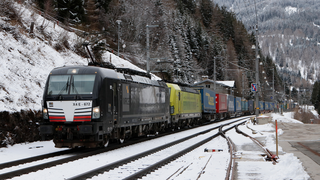E193 672 e 552 Gries am Brenner