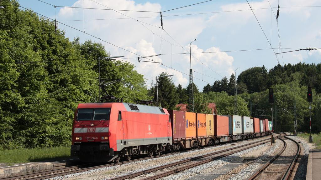 DB 152 156 Aßling