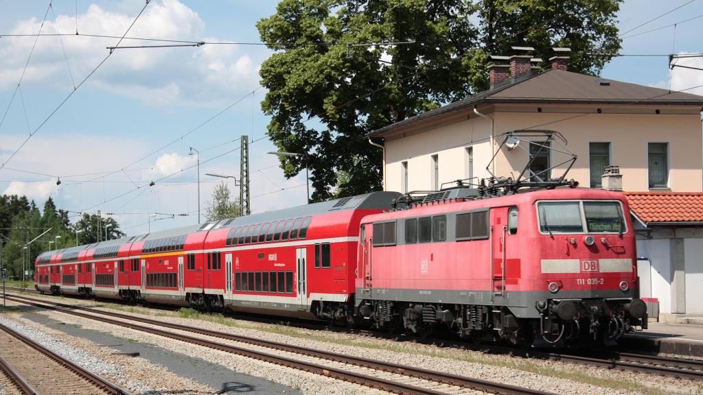 DB 111 035 Aßling