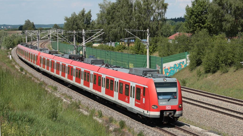 DB 423 629 Vierkirchen-Esterhofen