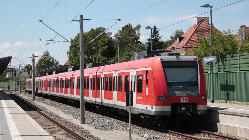 DB 432 081 Peterhausen