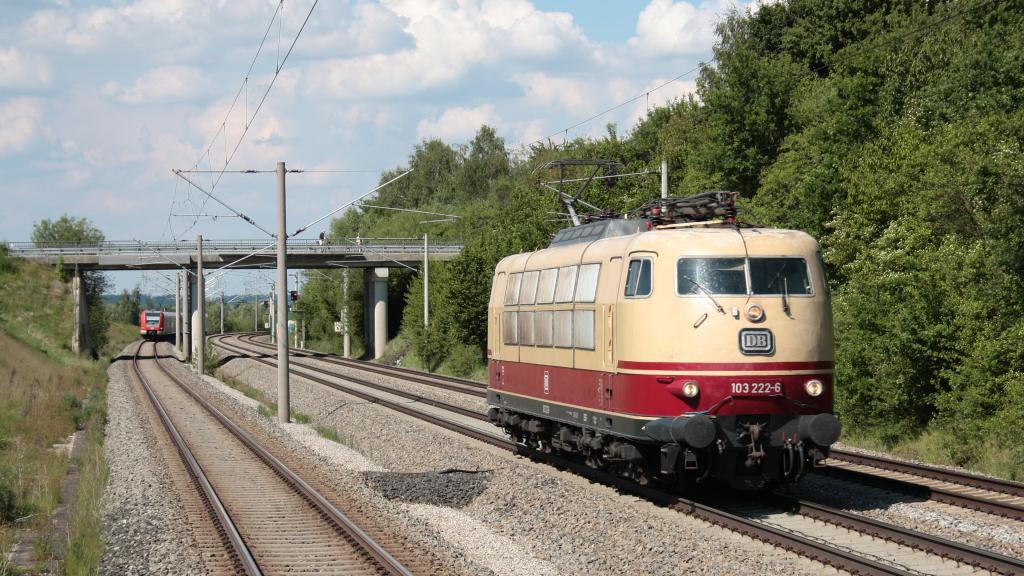 DB 103 226 Vierkirchen-Esterhofen