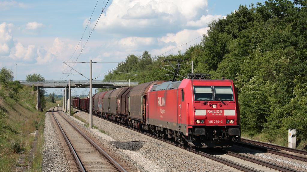 DB 185 276 Vierkirchen-Esterhofen