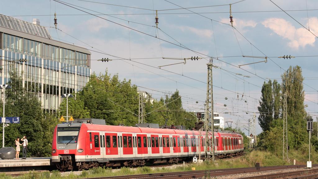 DB 423 718 Heimeranplatz