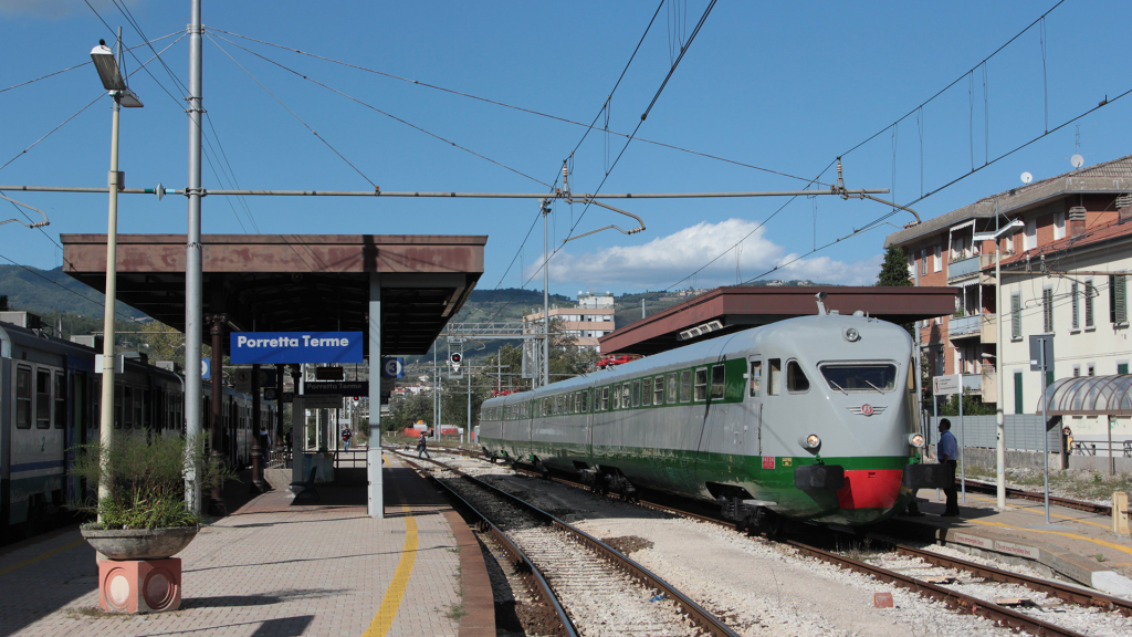 ETR232 Porretta Terme