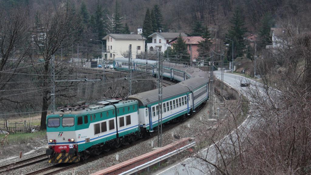 E656 570 Isola del Cantone