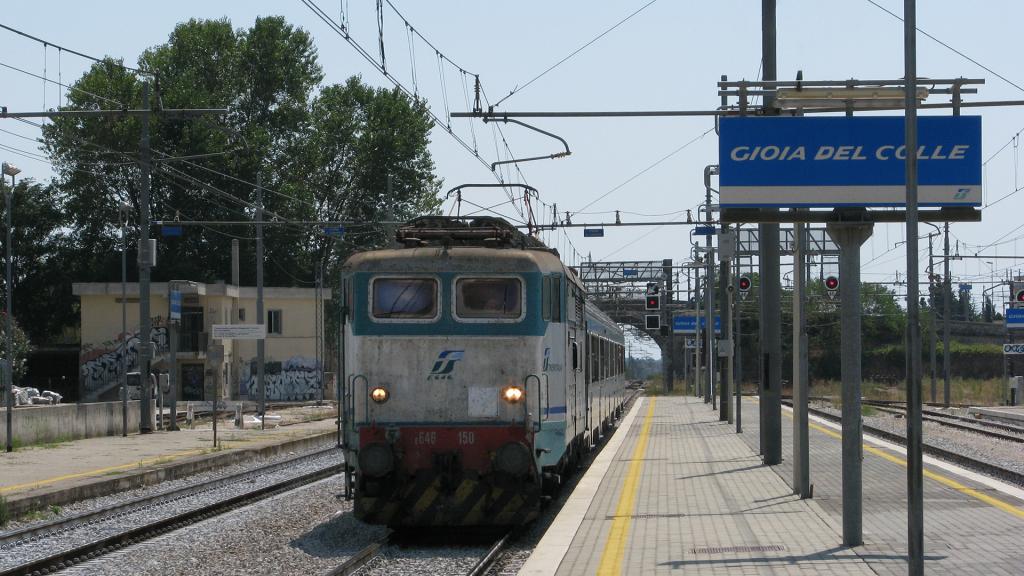 E646 150 Gioia Del Colle