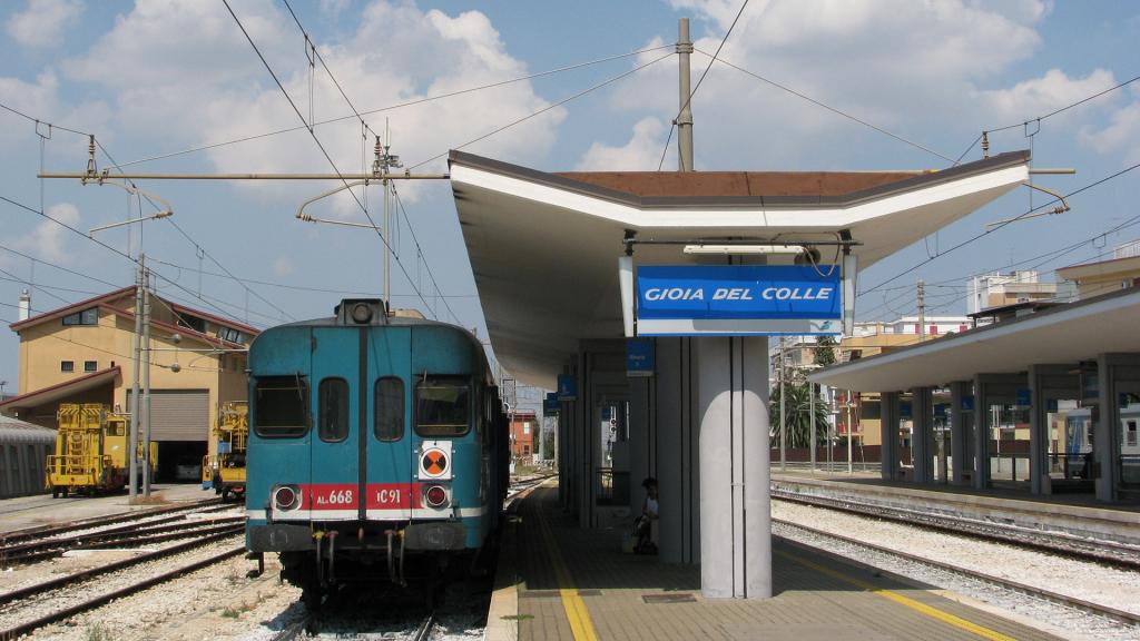 ALn668 1091 Gioia Del Colle