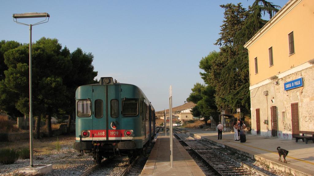 ALn668 1929 Canosa di Puglia