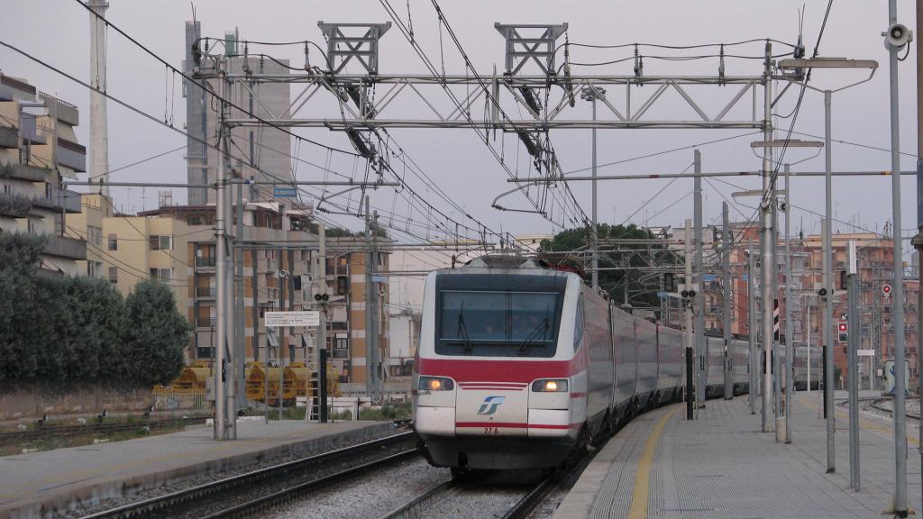 Etr460 treno 27 Barletta