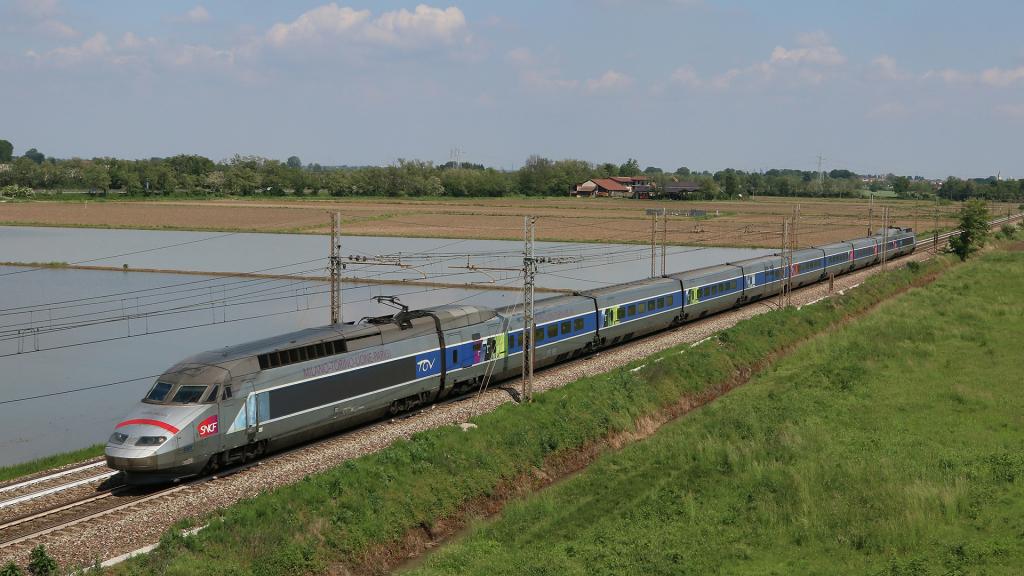 TGV Novara