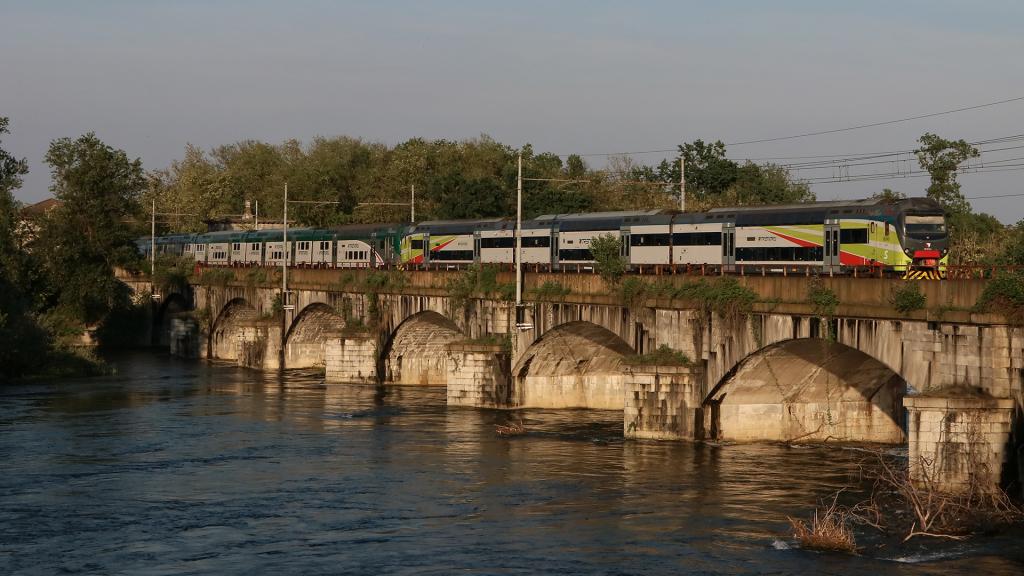 TSR Magenta ponte sul Ticino