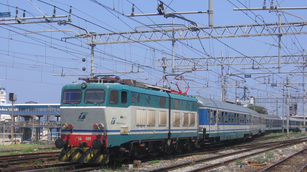 E656 489 Villa San Giovanni