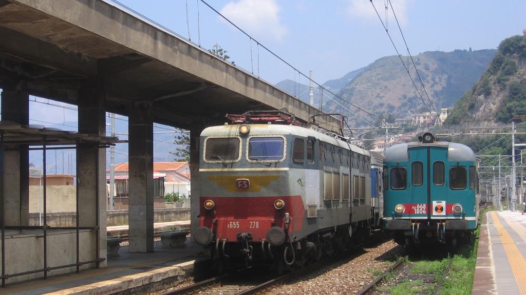 E655 278 e ALn668 1805 Bagnara