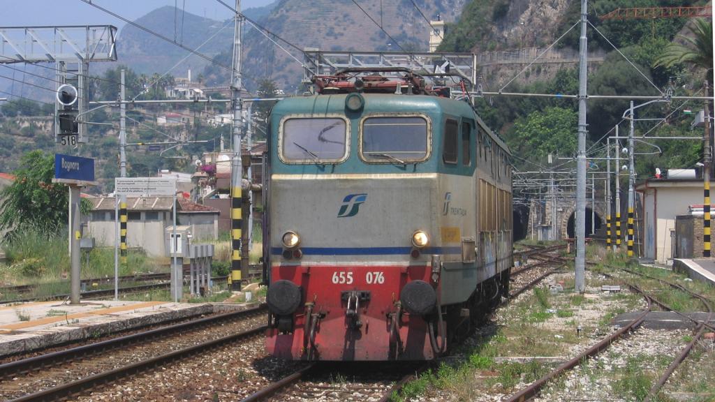 E655 076 Bagnara