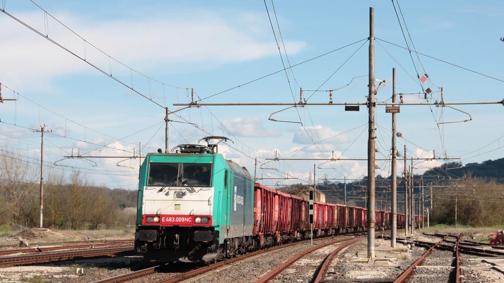 E483 009 Bassano in Teverina