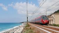 Italo EVO 675 treno 18 Amantea