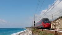 Treno Italo 8158 da Reggio Calabria Centrale a Torino Porta Nuova, effettuato con l
