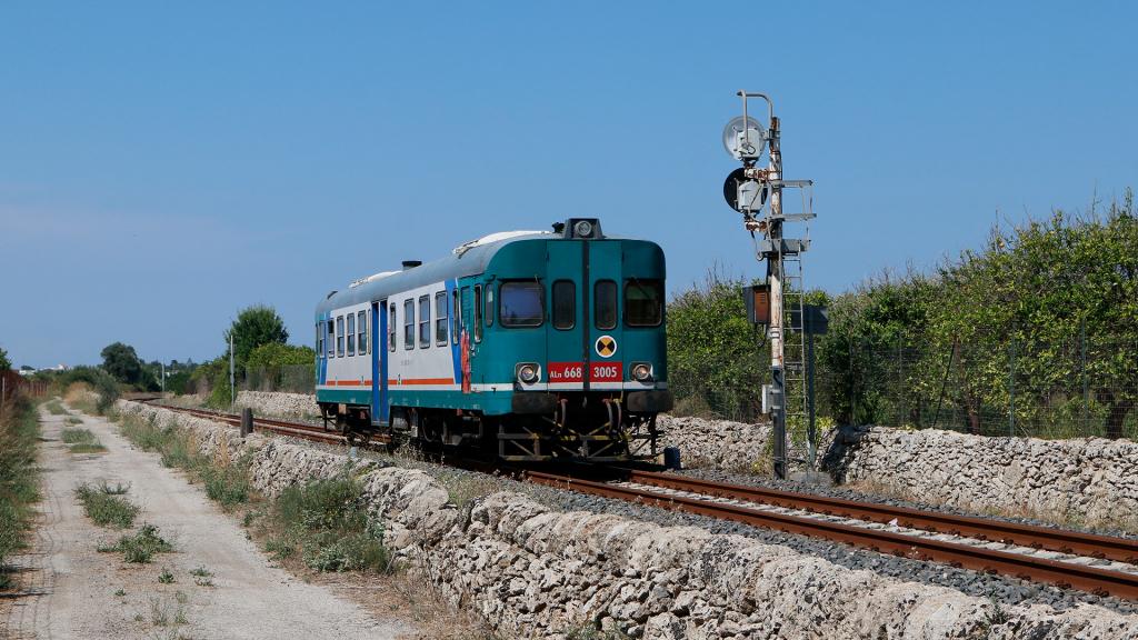 ALn668 3005 Santa Teresa Longarini