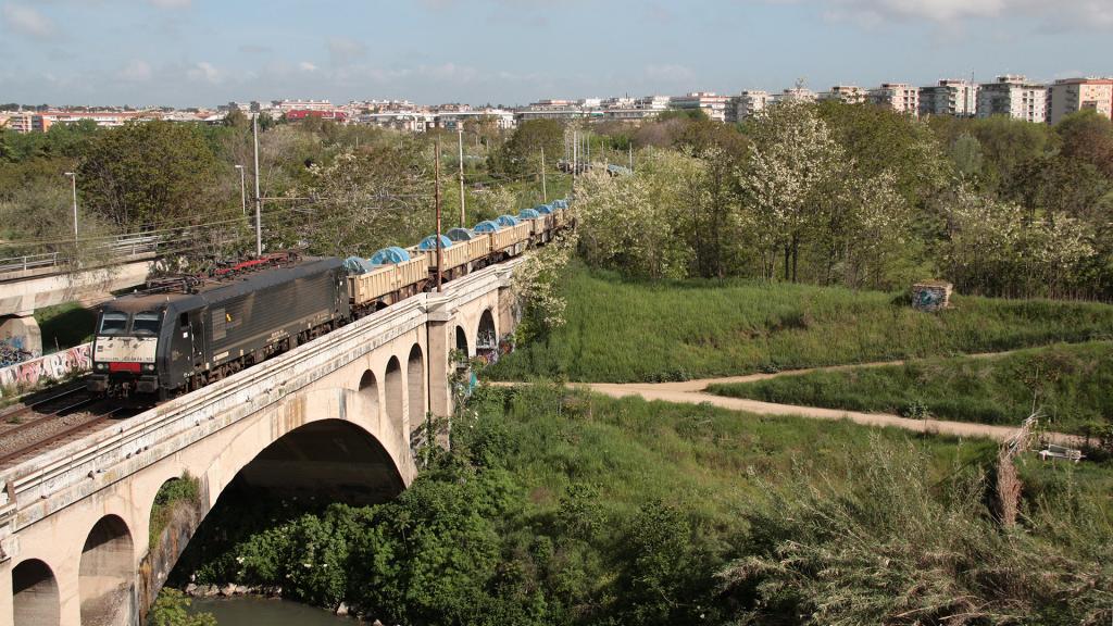 E189 103 Ponte delle Valli