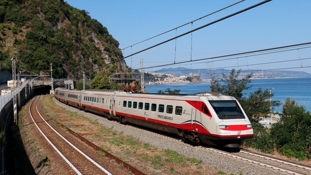 ETR 485 treno 23 Favazzina