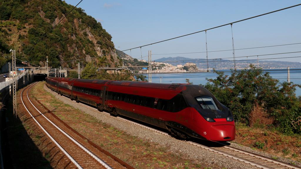 Italo ETR 675 treno 15 Favazzina