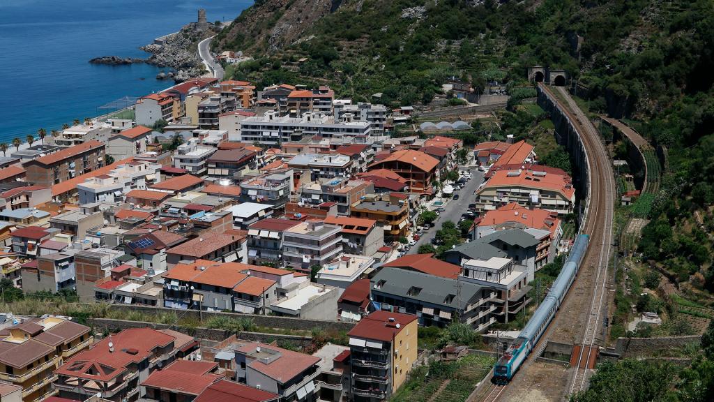 E464 058 Bagnara Calabra