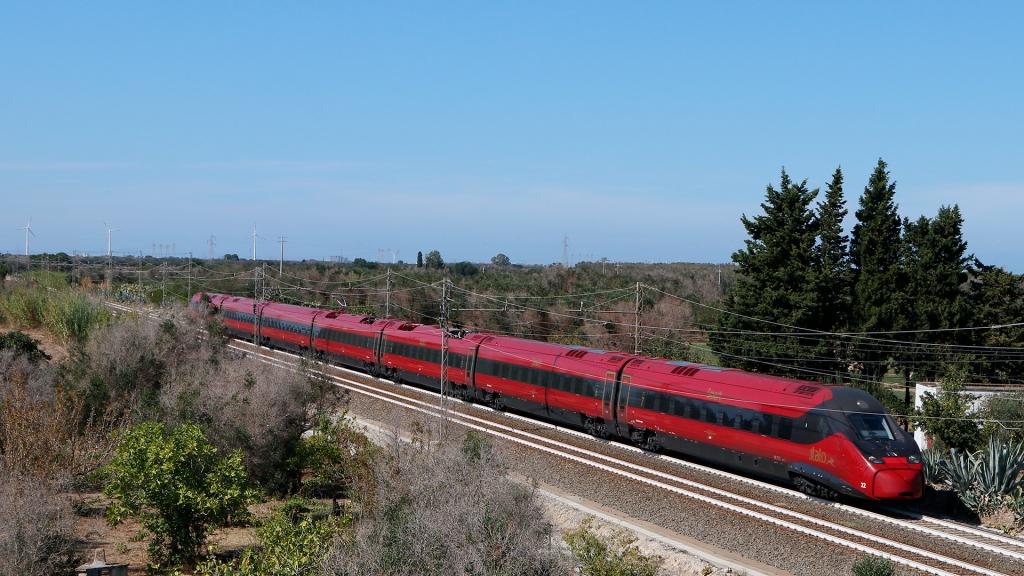 ETR 675 treno 22 San Pietro Vernotico