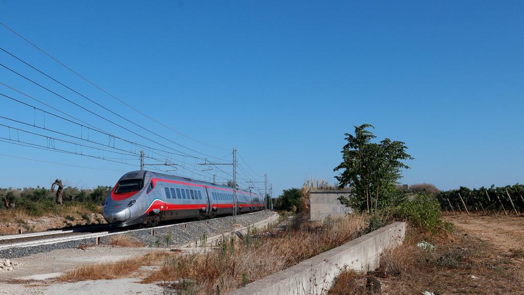 ETR600 treno 6 Squinzano