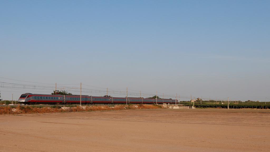 ETR 485 treno 42 Ortanova