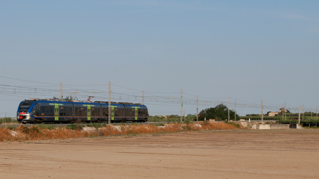 ETR 324 treno 12 Ortanova
