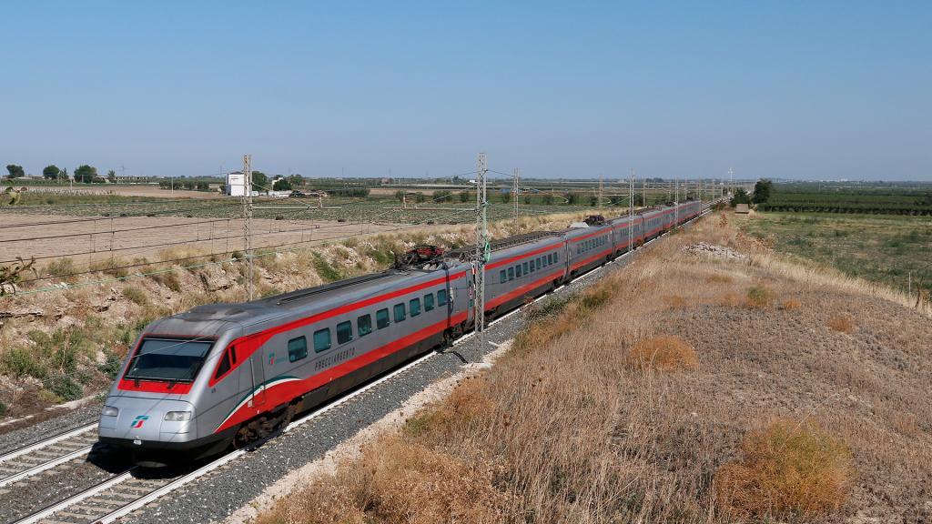 ETR 485 treno 41 Ortanova