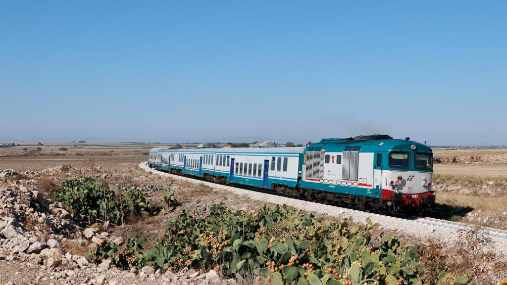 D445 1083 curvone di Frattarolo