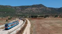 Sulla tratta rinnovata tra Apricena e San Nicandro Garganico, l