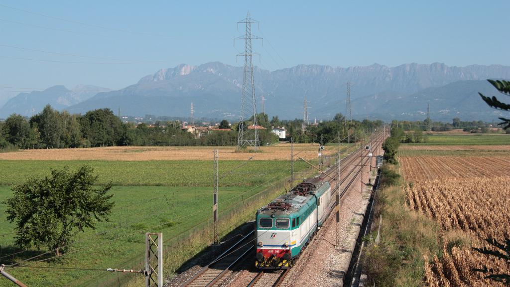 E655 061 e E652 152 Udine