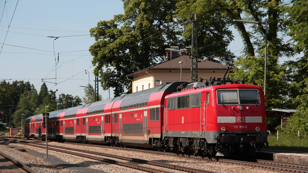 DB 111 159 Assling