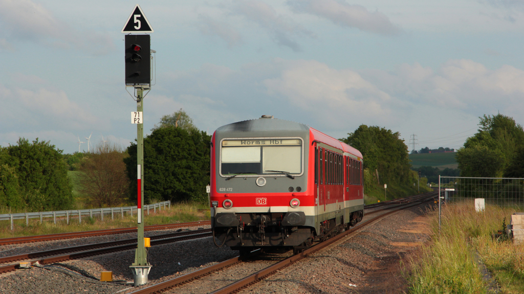 DB 628 472 Armsheim