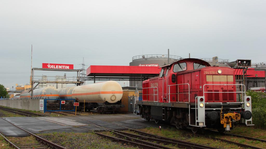 DB 294 578 Mainz
