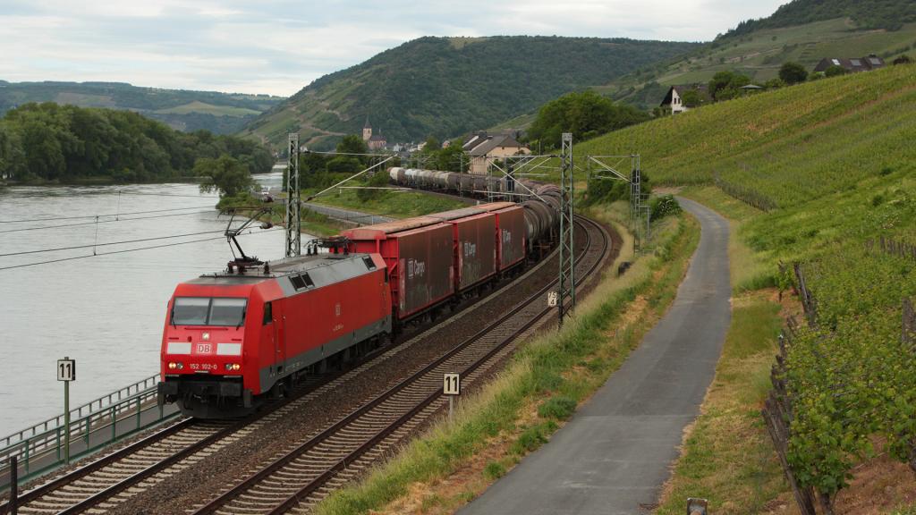 DB 152 102 Lorch