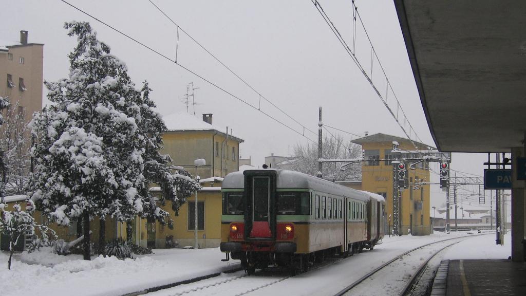 ALn668 1401 Pavia