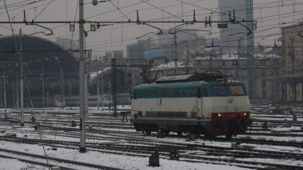 E444 095 Milano Centrale