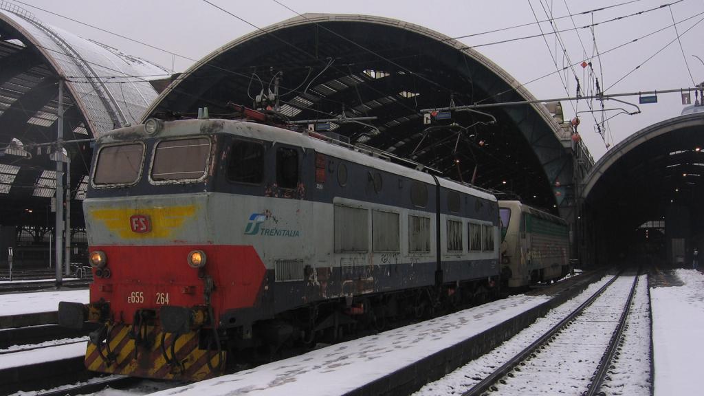 E655 264 Milano Centrale